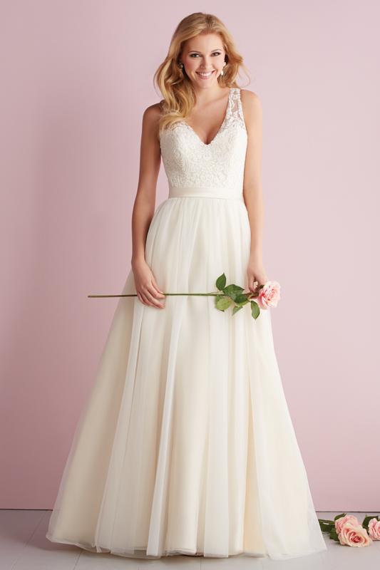 2716 Allure Romance Princess Line Bridal Gown