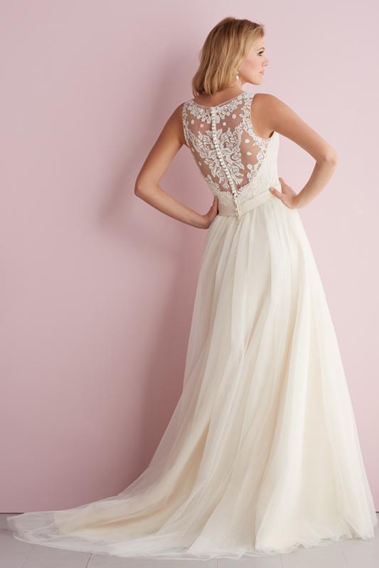 2716 Allure Romance Classic Bridal Gown