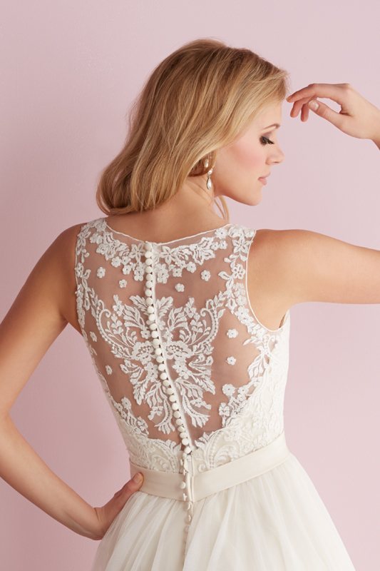 2716 Allure Romance Elegant Bridal Gown